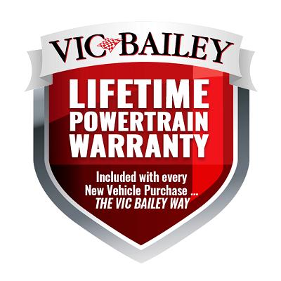 Lifetime Powertrain Warranty >> Lifetime Powertrain Warranty Vic Bailey Ford
